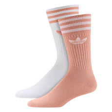 Solid Crew - Men's Socks (Pack of 2)