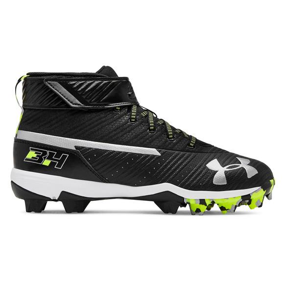 e2b8c88ae9c8 UNDER ARMOUR Harper 3 Mid RM Jr - Junior Baseball Shoes   Sports Experts