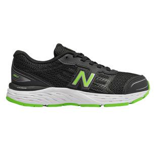 YP680BG Jr - Chaussures athlétiques pour junior