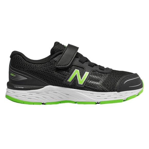 YA680BG Jr - Chaussures athlétiques pour junior