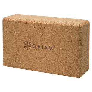 LBR54230F - Cork Yoga Block