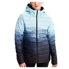 Emeline AOP -  Women's Down Insulated Jacket