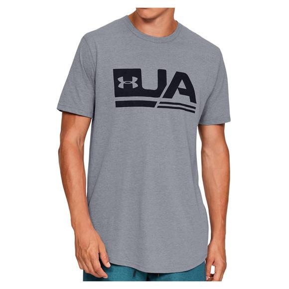 597873ba3 UNDER ARMOUR Sportstyle Drop - Men's T-Shirt | Sports Experts