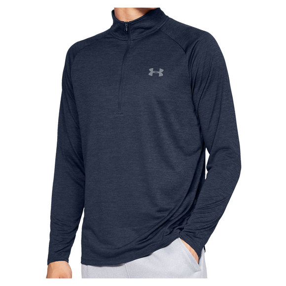 Tech 2.0 - Men's Training Half-Zip Long-Sleeved Shirt