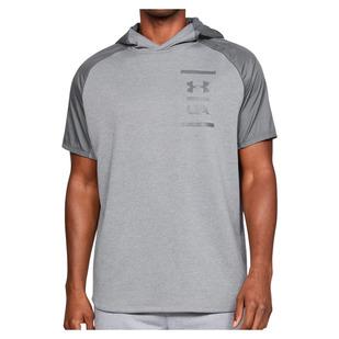 MK-1 - T-shirt d'entraînement à capuchon pour homme