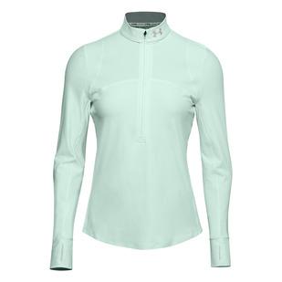 Qualifier - Women's Half-Zip Long-Sleeved Shirt