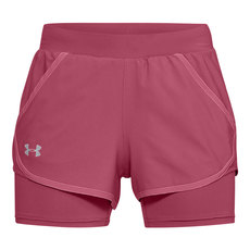 Fly-By - Women's 2-in-1 Training Shorts