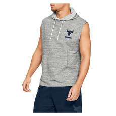 Project Rock Terry - Men's Sleeveless Hoodie