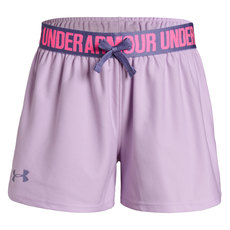 Play Up Jr - Girls' Training Shorts