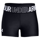 Armour Jr - Girls' Fitted Training Shorts - 0