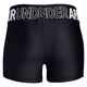 Armour Jr - Girls' Fitted Training Shorts - 1