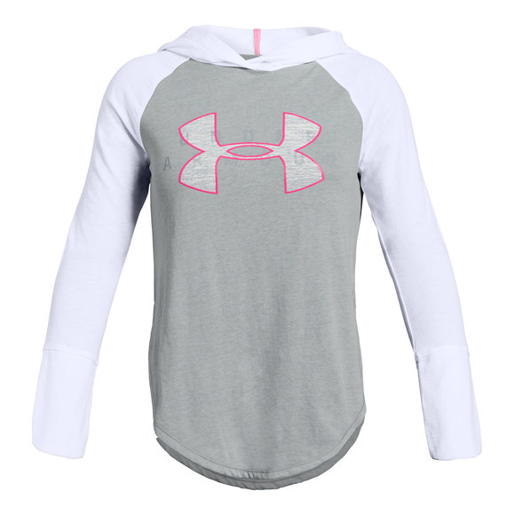 Finale Jr - Girls' Hooded Long-Sleeved Shirt