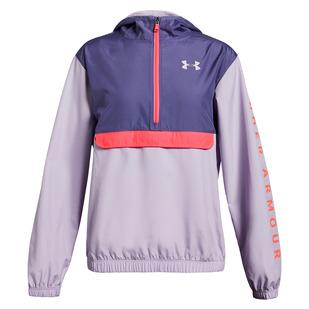 Sackpack Jr - Anorak-style hooded jacket