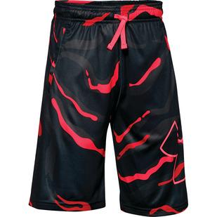 Renegade 2.0 Printed Jr - Boys' Athletic Shorts