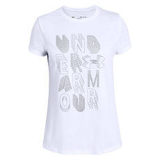 Linear Jr - Girls' Training T-Shirt