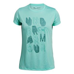 Linear Jr - Girls' Training T-Shirt