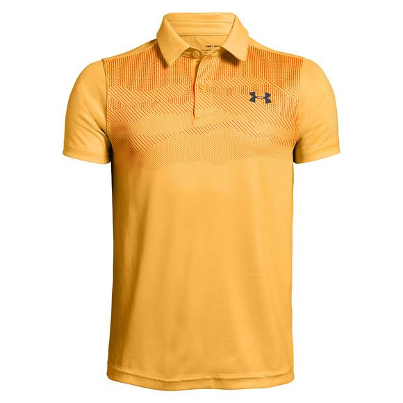 a4b767fbb278ff UNDER ARMOUR Jordan Spieth PGA Jr - Boys  Golf Polo