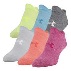 Essential No Show - Women's Ankle Socks (Pack of 6 pairs)
