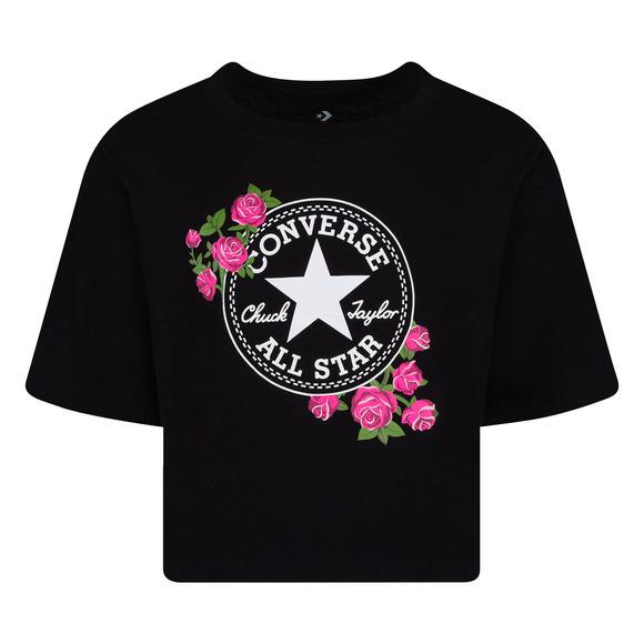 Rose Chuck Jr - Girls' T-Shirt
