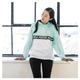 Modern Sports - Women's Anorak-Style Hooded Jacket - 2