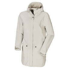 Here And There Trench - Women's Rain Jacket