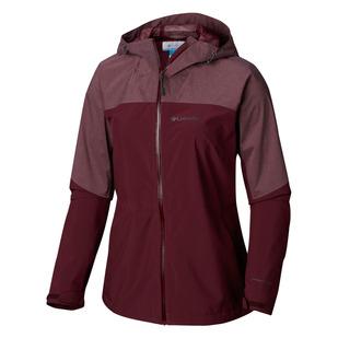 Evolution Valley - Women's Rain Jacket