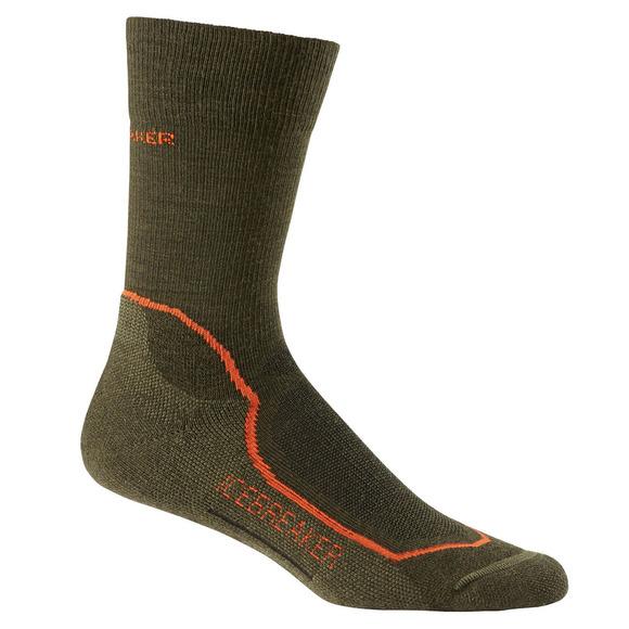 Hike + Lite - Men's Half Cushioned Crew Socks