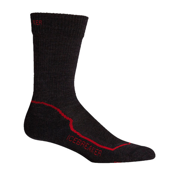 Hike + Lite - Men's Half Cushioned Crew Socks