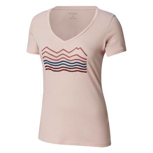 Sandy River II - T-shirt pour femme