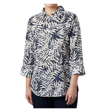 Summer Ease - Women's Long-Sleeved Shirt
