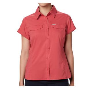 Silver Ridge (Plus Size) - Women's Short-Sleeved Shirt