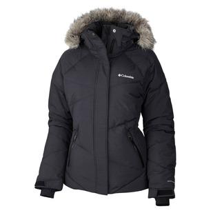 Lay D Down - Manteau à capuchon pour femme