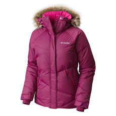 Lay D Down - Women's Hooded Jacket