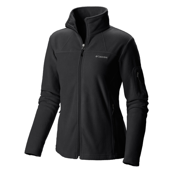 Fast Trek II - Women's Full-Zip Fleece Jacket