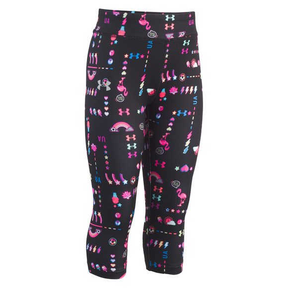 Best Life Y - Girls' Fitted Capri Pants