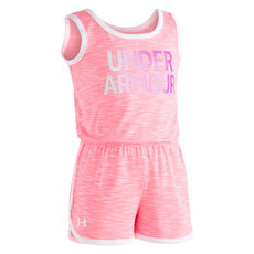 Courtside Y - Girls' Romper