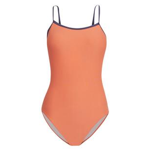 Basic - Women's One-Piece Training Swimsuit