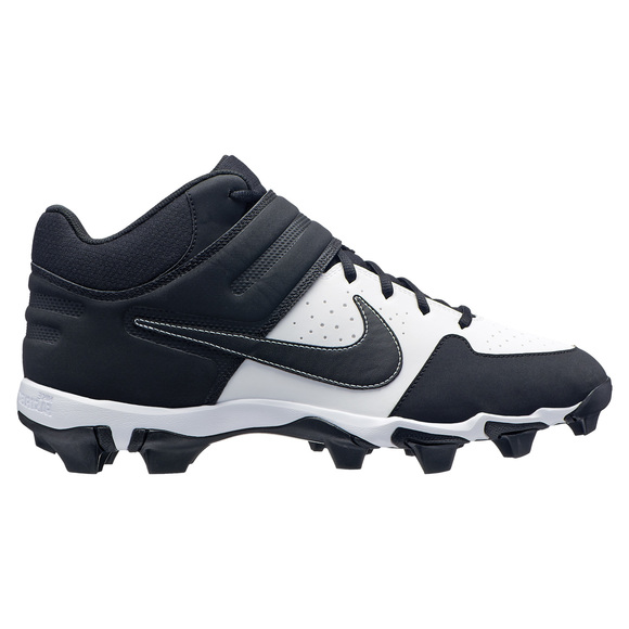 Nike Huarache Adulte Keystone Alpha De Varsity Pour Baseball Mid Chaussures 0kPnw8O