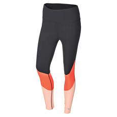 Colour Block - Women's 7/8 Training Tights