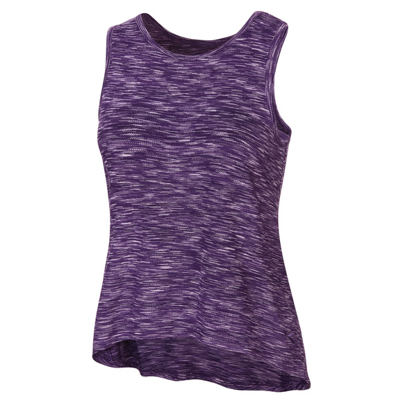 Muscle - Women's Cropped Tank Top