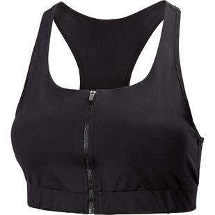 Plus Zip - Women's Sports Bra