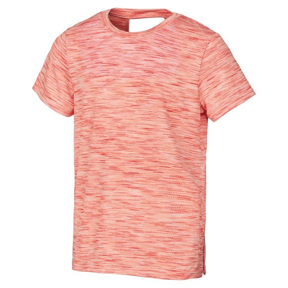 Slub Tech Jr - Girls' T-Shirt