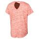 Slub Tech Jr - Girls' T-Shirt - 1