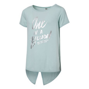 Tie Back Graphic Jr - Girls' T-Shirt