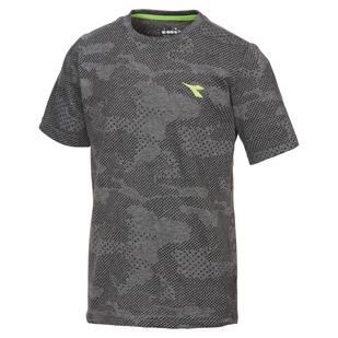 Reactive Vent - T-shirt d'entraînement pour garçon