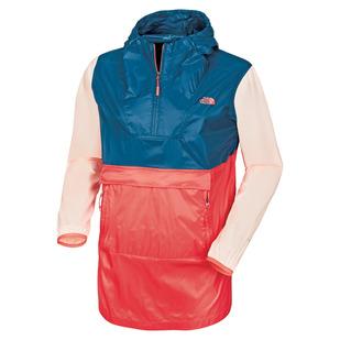 Fanorak 2.0 - Manteau à capuchon pour femme