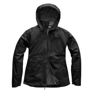 Dryzzle - Manteau de pluie à capuchon pour femme