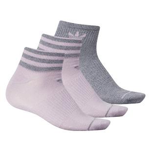 Trefoil Low Cut - Socquettes pour femme (Paquet de 3 paires)