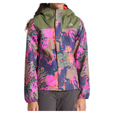 Resolve Reflective Jr - Girls' Hooded Jacket