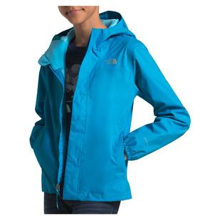 Resolve Reflective Jr - Girls' Hooded Jacket